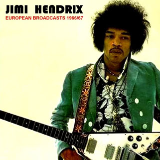 Jimi Hendrix Broadcasts